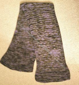 Lichen scarf