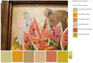 ColorPlay: Kahlo detail n.1