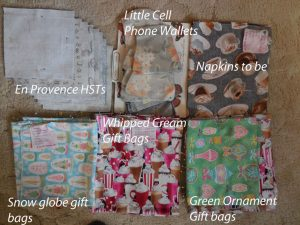 Sew Day Projects