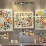Drawn to Pattern exhibit