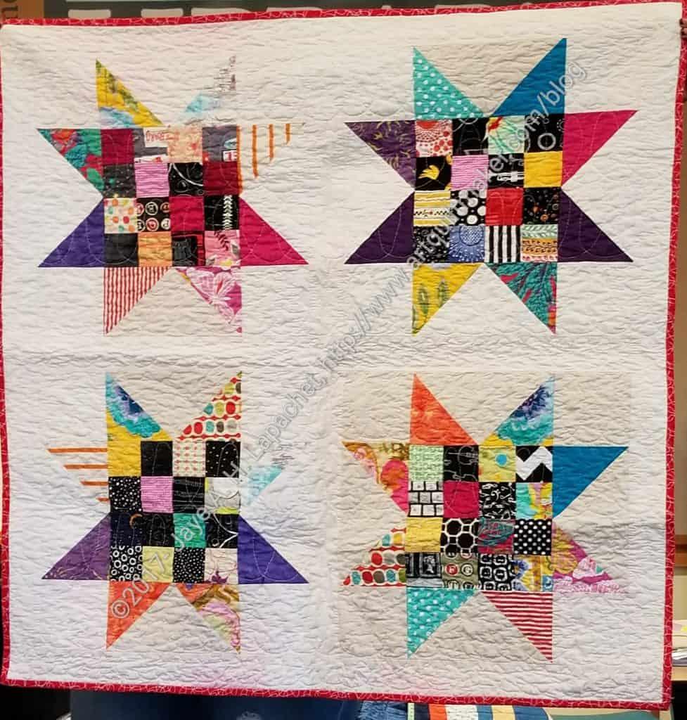 Star Donation Quilt
