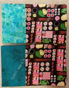 Bento Box Pillowcases