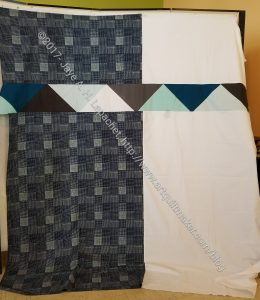 BAMaQG Anchor Quilt back