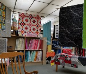 Pine Needle Quilt Shop - middle of store 2