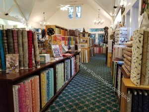 Pioneer Quilts: main shop