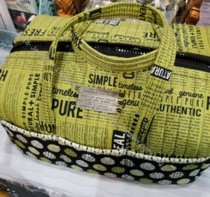 Tool Tote by Quilts Illustrated