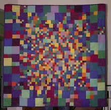 Pointillist Palette 1: Sun