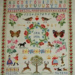 Cross Stitch Sampler