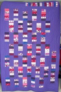 Michaela's Quilt -Finished!