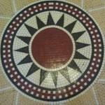Mosaic Sun - no Seal
