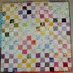 Checkerboard Charity Quilt