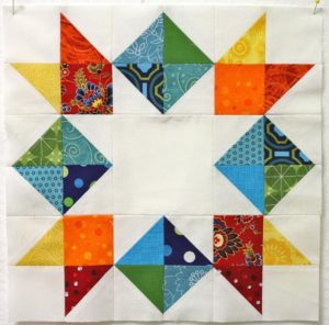 Inverted Star Tutorial - purchase on Craftsy