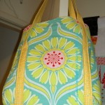 Finished Outside of bag
