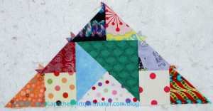 Scrapitude: Small Triangle Unit