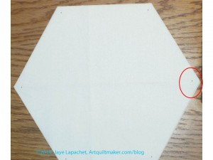 Hexagon Markings