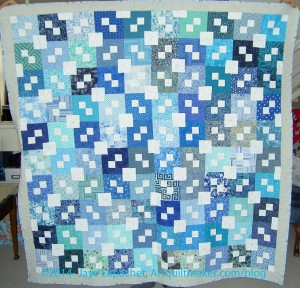 Inifinity quilt