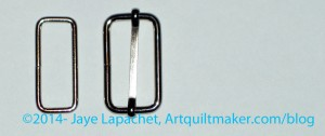Triglide & Slider Buckle