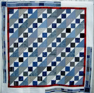 Glad you Joined Our Patchwork Nation by Kate Murphy, EBHQ Show 2014