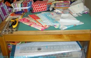 Cutting table (Key)