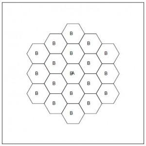 Hexagon Block