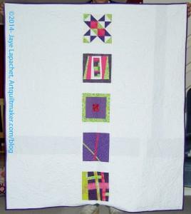 Color Group Donation Quilt