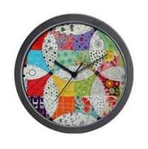 Cafe Press Store Clock