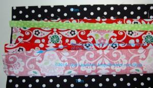 Roll up Main Body Fabric