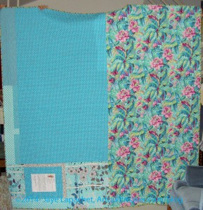 Finished: Scrapitude Back