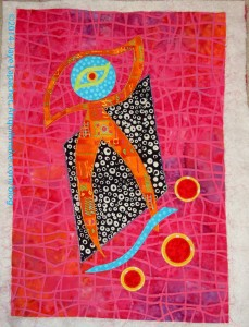 See - finished quilting