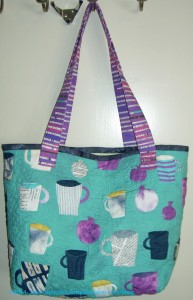 Finished: Kelly Bag