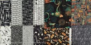 Music etc Fabric