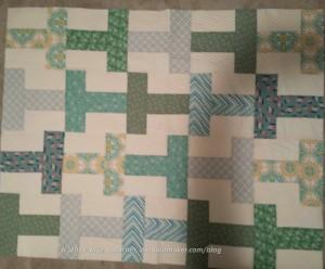 Green T Quilt