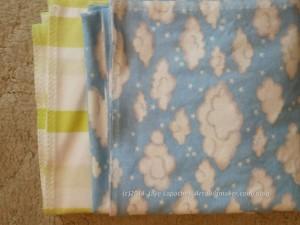 Receiving Blankets for Ruth & Luke