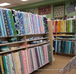 Prints Charming: Fabric