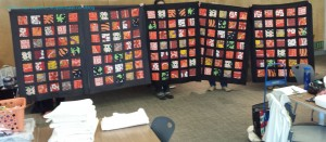 5 Hawaiian Quilts