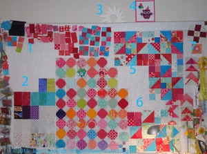 Design Wall February 1, 2015