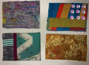 My chosen ATCs - Feb 2015