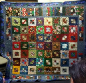 Julie's Christmas Quilt
