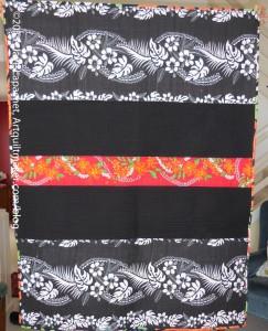 BAMQG Hawaiian Quilt by Gerre & Jaye