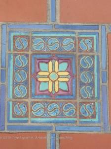 Cottage tiles