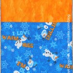 Olaf Pillowcase