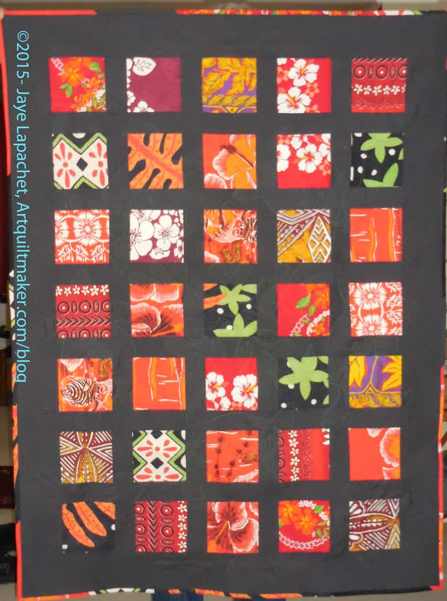 quilted mango appliqued an mahon annette quilting yet in not top the hawaiian pattern quilt