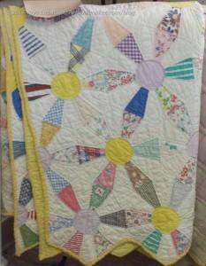 RHS quilt