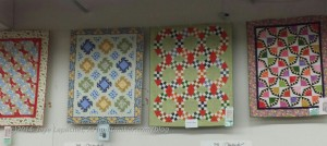 Fabric Depot Display Quilts