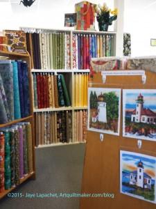 Quilter's Corner fabrics
