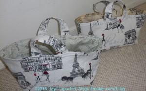 Paris One Hour Baskets