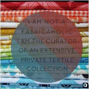 Fabric Collection by The Ornament Girl