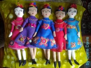 Gerre's Dolls