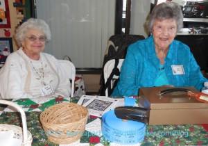 Friendly Quilt Ladies: Dessie & Faye