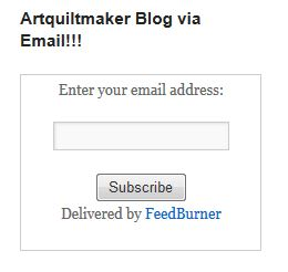 Feedburner Email option